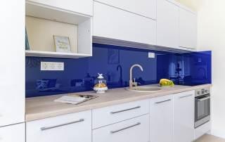 konyha kék